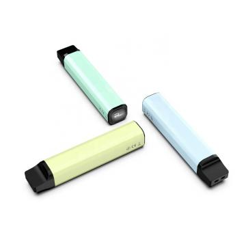 New Arrival Ezzy Oval Puff Glow Puff Bar 300 Puffs Disposable Vape Ezzy Oval